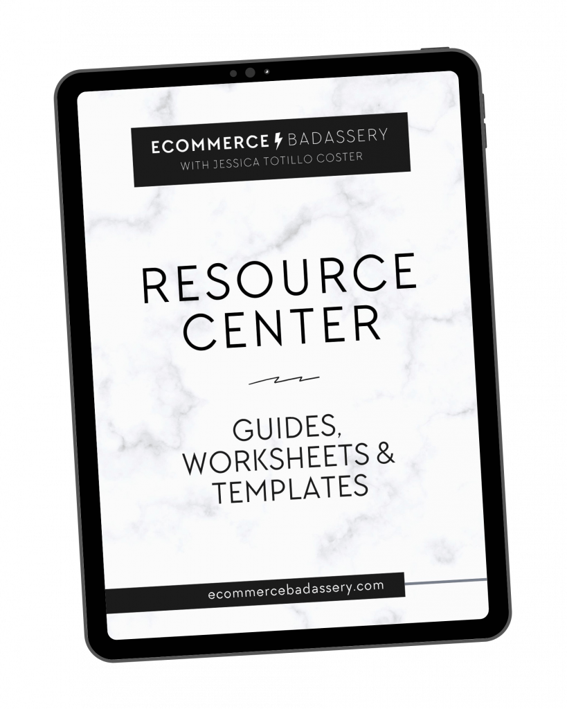 Free Resource Center for eCommerce Businesses to grow their traffic, sales and profit