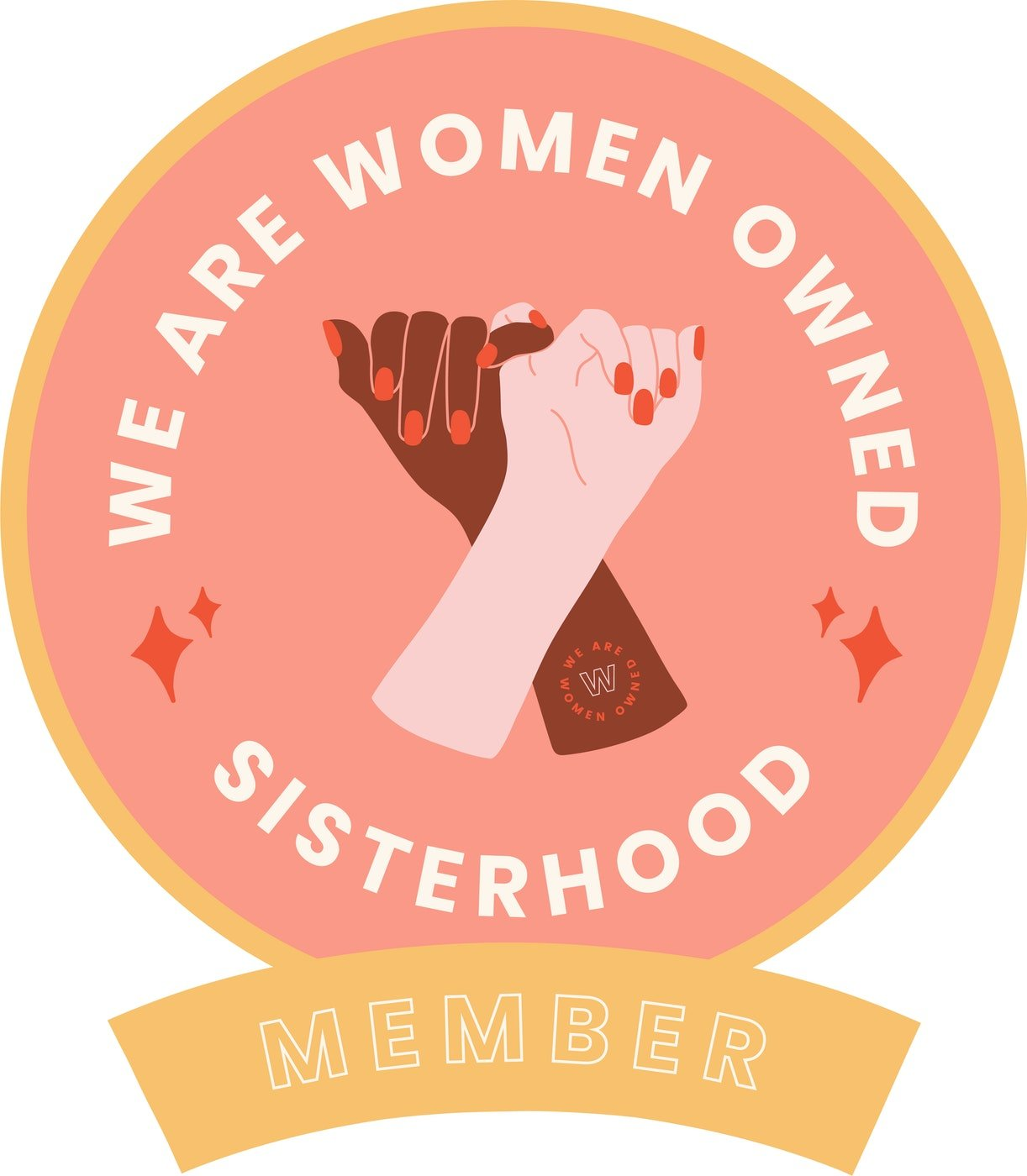 member of the We Are Women Owned Community