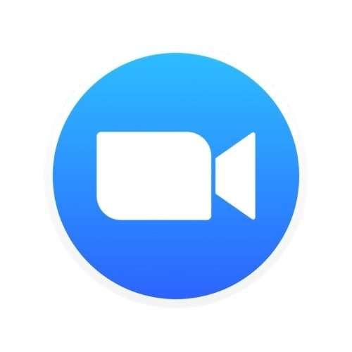 Zoom video call platform