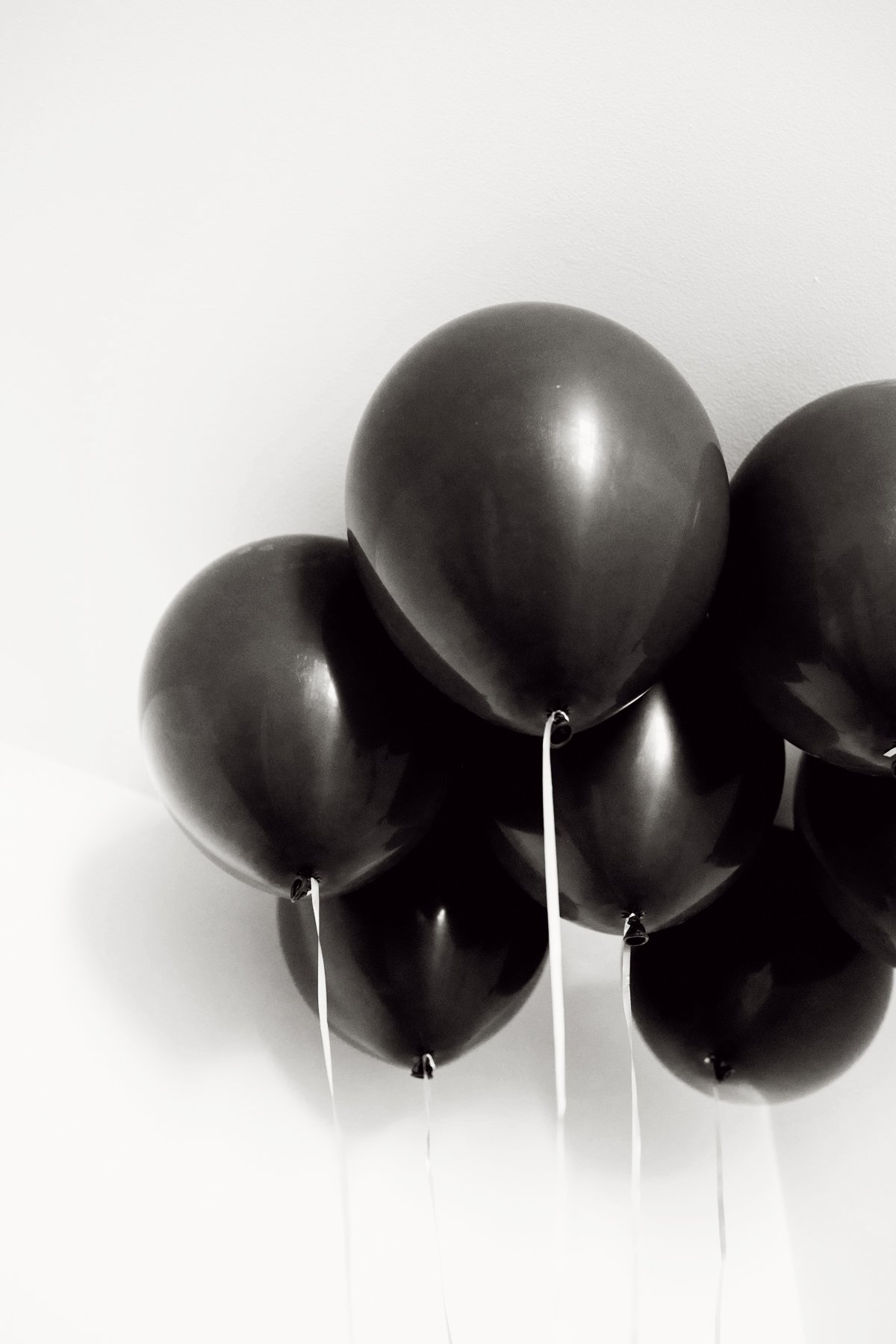 black balloons celebrate - you've come so far in your eCommerce Business